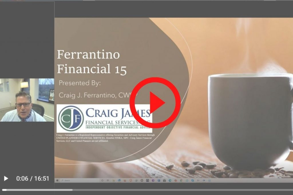 Ferrantino Financial 15 - Roth Conversions