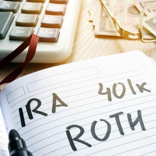 IRA? 401k? Roth?